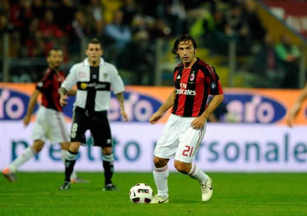 Pirlo_Milan_Parma_2010_Getty