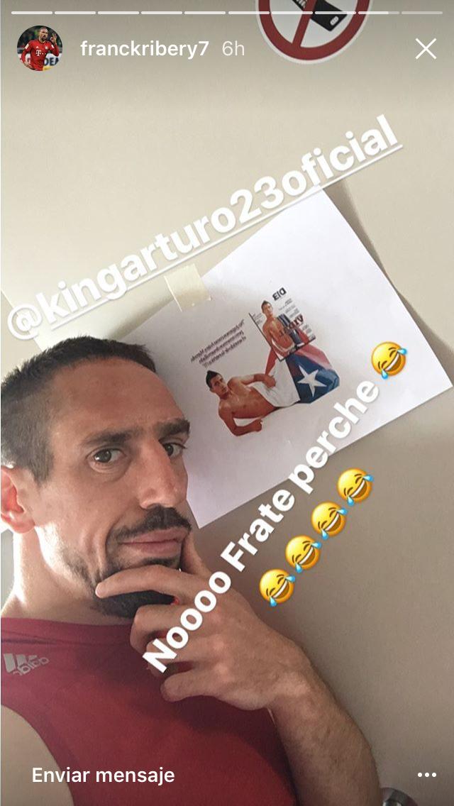 Ribery_burla_foto_Vidal_camarin_Bayern_2017
