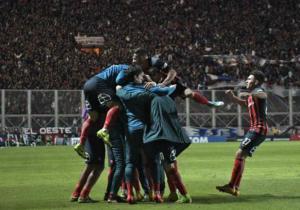 San_Lorenzo_Celebra_Copa_Libertadores_2017_Getty