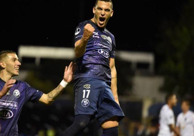 SoldeAmerica_Isaac_Diaz_celebra_Sudamericana_Getty_3