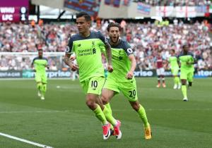 WestHam_Liverpool_Coutinho_Getty