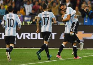 Argentina_celebra_Brasil_amistoso_2017_Getty