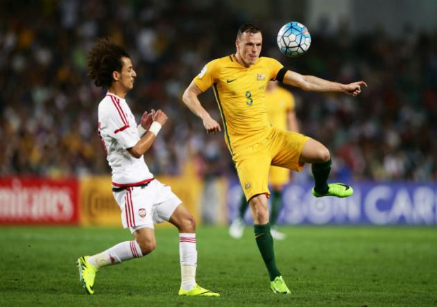 Australia fue goleada por un Brasil