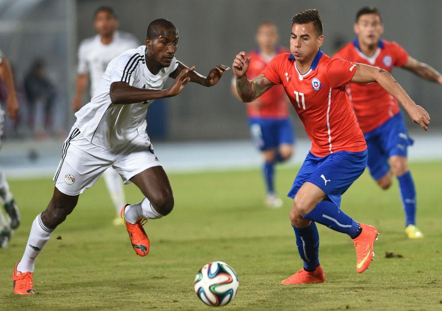Pizzi no decidirá hasta mañana si Alexis juega ante Camerún