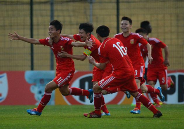 La Sub 20 de China jugará en la cuarta división de Alemania