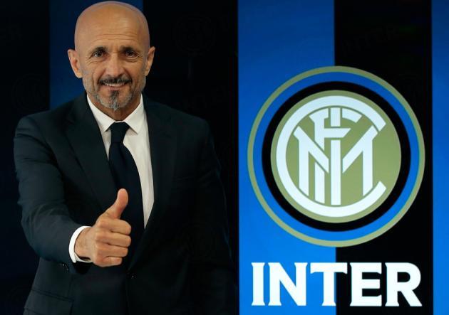 Inter de Milán anunció como su nuevo entrenador a Luciano Spalletti