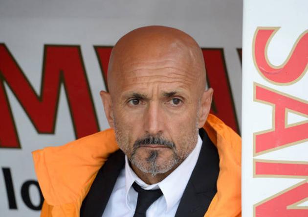 Luciano Spalletti, nuevo técnico del Inter de Milán