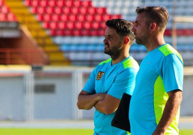 Deportes Antofagasta anunció a Nicolás Larcamón como su nuevo entrenador