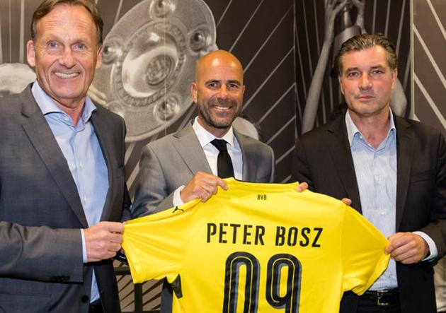 Fichajes 2017: Técnico finalista de la Europa League llega al Borussia Dortmund