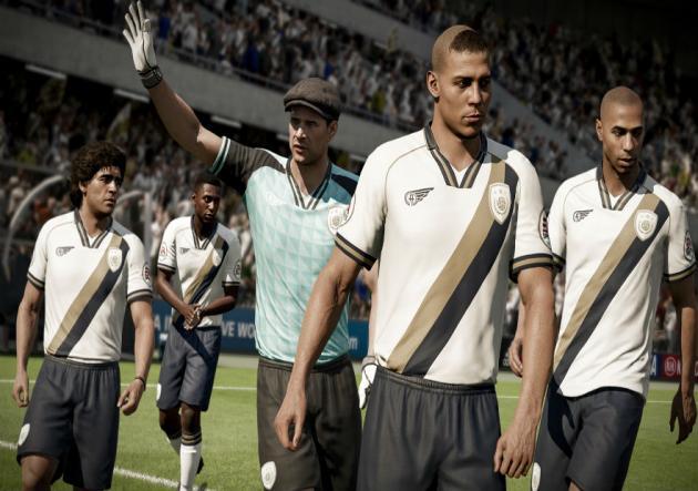 FIFA 18 reunirá a Pelé, Maradona, Henry y Yashin — Solo leyendas