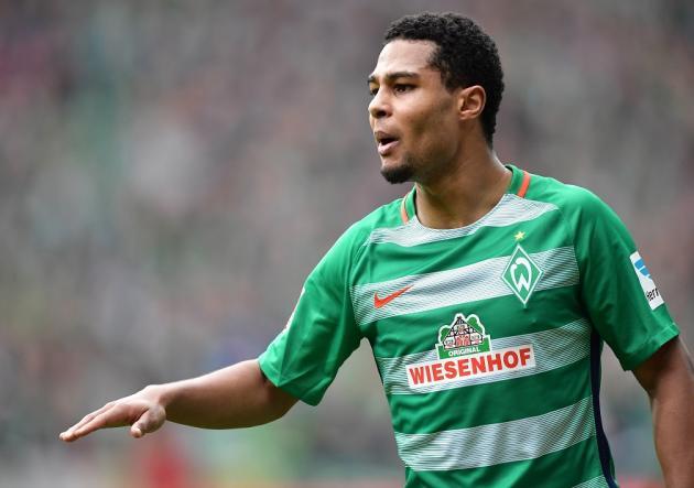 El Bayern Munich contrató al joven Serge Gnabry