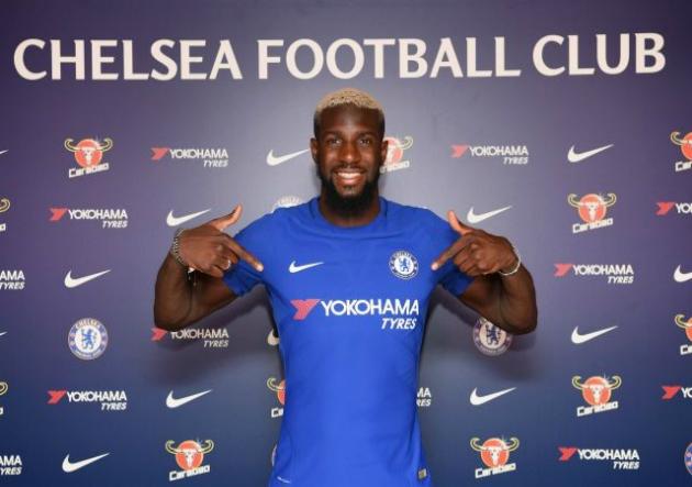 Bakayoko ya es jugador del Chelsea