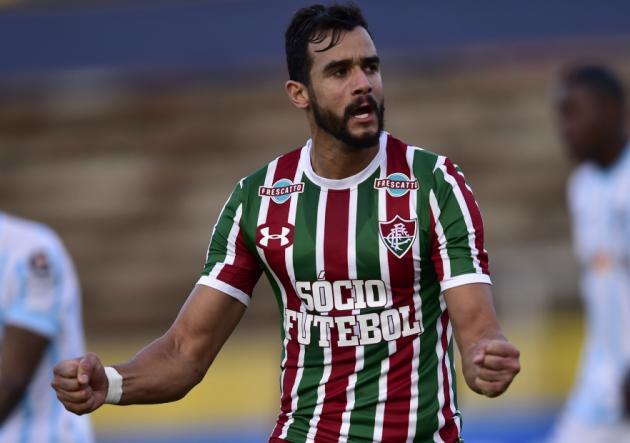 CatolicaQuito_Fluminense_Sudamericana_Getty