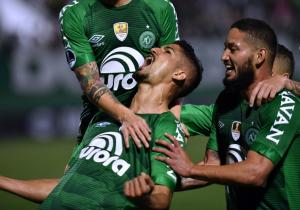 Chapecoense_DefensayJusticia_Sudamericana_Getty