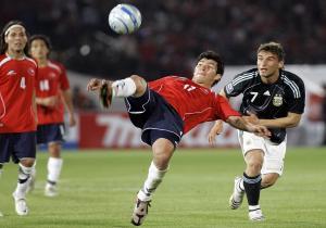 Chile_Argentina_Clasificatorias_2008_Getty