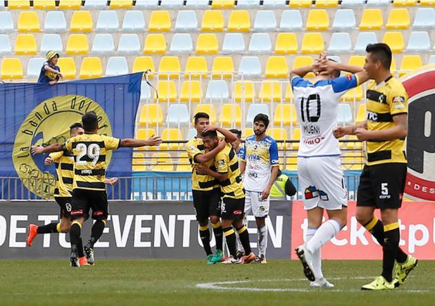 Coquimbo eliminó a Everton con empate en Viña