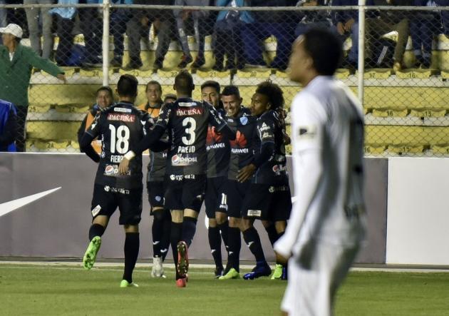 Bolivar_Liga_de_Quito_Sudamericana_2017_Getty