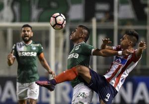 Junior_Deportivo_Cali_Sudamericana_2017_Getty