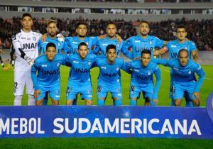 Independiente_Iquique_formacion_Sudamericana_2017_Getty