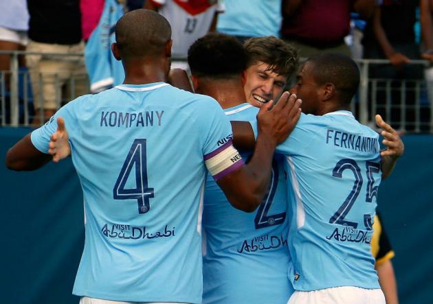 City gana Tottenham con más promesas — Champions Cup