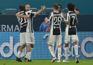 Juventus_PSG_Amistoso_Getty