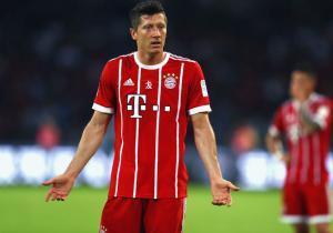 Lewandowski_reclamo_Bayern_amistoso_2017_getty