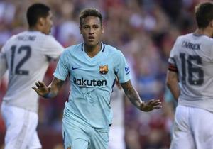 Neymar_Barcelona_Manchester_Amistoso_Getty