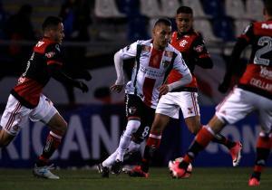 Palestino_Flamengo_Arario_Sudamericana_2017_Getty