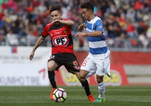 ANFP reprogramó partidos suspendidos por nevazón — Copa Chile