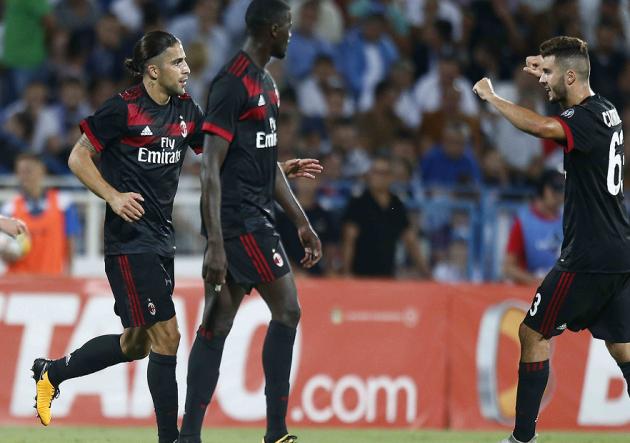 Milan inició la temporada oficial con un triunfo