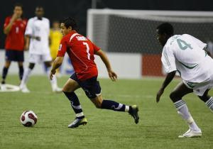 Chile v Nigeria: FIFA U-20 World Cup Quater-finals