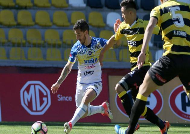 Coquimbo Unido dio el primer golpe ante Everton por Copa Chile