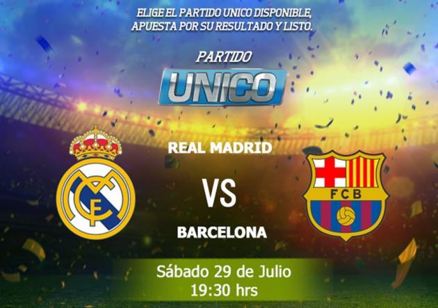 Real Madrid 2-3 Barcelona en Miami, EEUU — EN VIVO