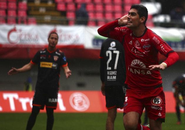 Nublense vs Cobreloa, Campeonato Loto Primera B.