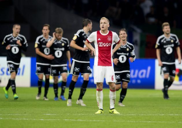 Ajax_Rosenborg_2017_Getty