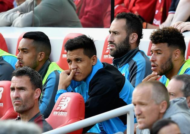 Arsenal rechaza oferta del Manchester City por Alexis Sánchez