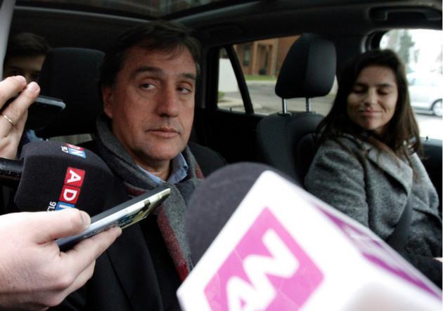 Presidente de Barnechea acusó de que no fueron invitados al Consejo