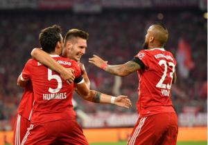 Bayern_Bayer_Vidal_Hummels_Sule_2017_Getty