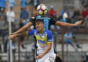 Deportes Iquique vs Everton, campeonato de Transicion 2017