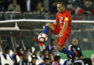 Chile vs Paraguay, clasificatorias Mundial Rusia 2018.