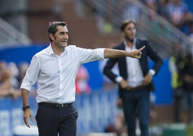 Valverde_Barcelona_Liga_Española_2017_Getty