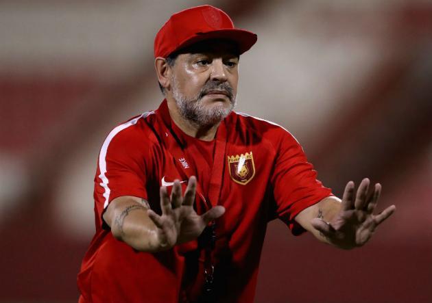 Diego Maradona se retractó y ofreció disculpas al pueblo chileno