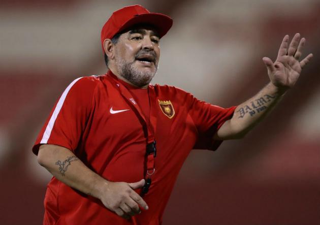 ¿Cristiano Ronaldo el mejor de la historia? Para nada: Maradona