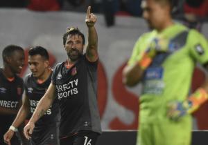 Estudiantes_Nacional_Potosi_Pavone_Sudamericana_2017_getty