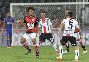 Flamengo_Palestino_Sudamericana_Getty