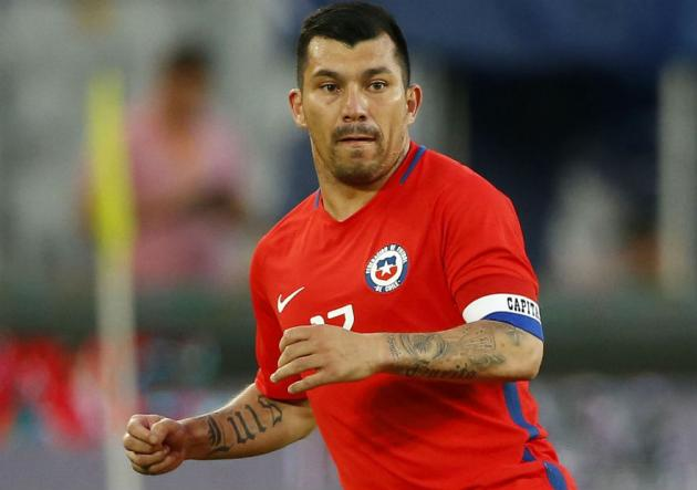 Gary Medel y su arenga a Chile: