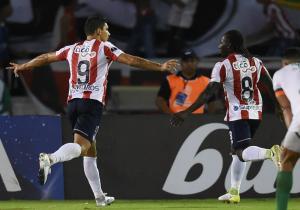 Junior_Cali_Sudamericana_Ovelar_2017_Getty