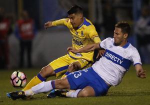 Universidad Catolica vs Everton, Campeonato de transicion 2017.