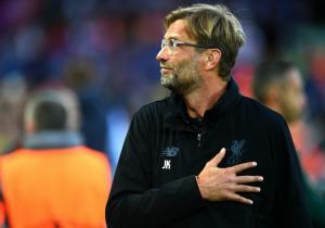 Liverpool_Hoffenheim_Klopp_2017_Getty