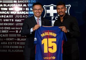 Paulinho_Presentacion_Barcelona_Getty_2